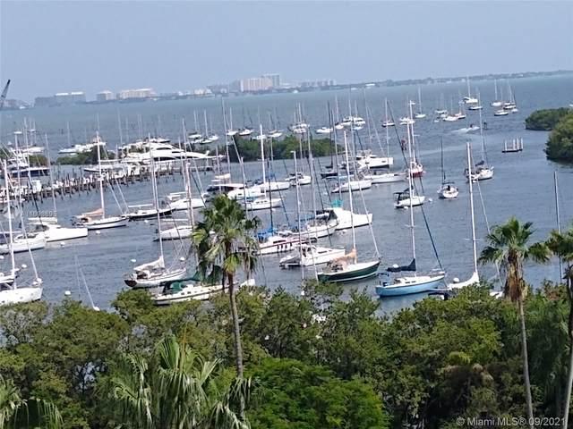 2951 S Bayshore Dr #807, Miami, FL 33133 (MLS #A11098695) :: Prestige Realty Group