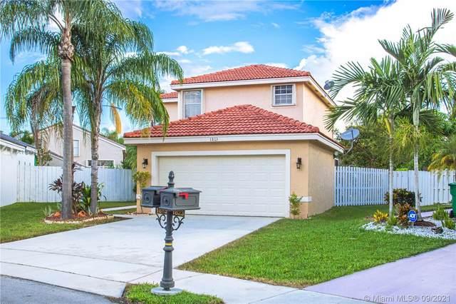 1813 SW 176th Way, Miramar, FL 33029 (MLS #A11098721) :: Search Broward Real Estate Team