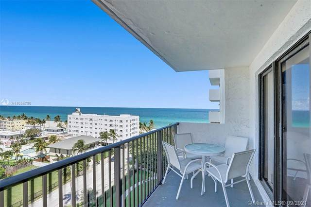 1201 S Ocean Dr 904N, Hollywood, FL 33019 (MLS #A11098735) :: Castelli Real Estate Services