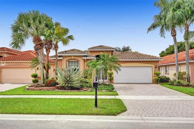 7688 Trapani Ln, Boynton Beach, FL 33472 (MLS #A11098745) :: Douglas Elliman