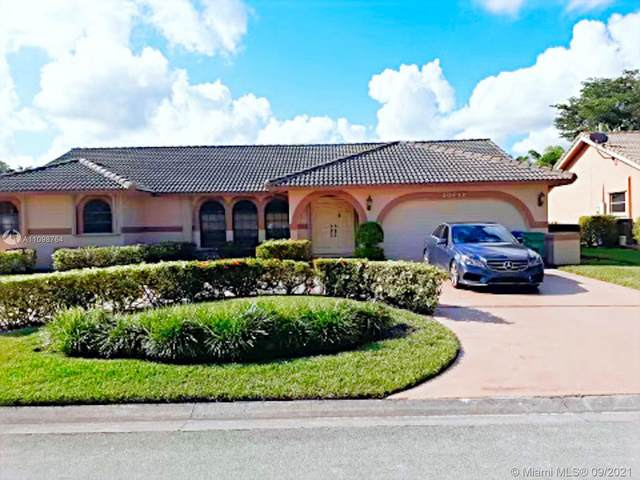 10932 NW 13th Ct, Coral Springs, FL 33071 (MLS #A11098764) :: The Pearl Realty Group