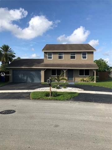 3701 NW 118th Ter, Sunrise, FL 33323 (MLS #A11098814) :: Search Broward Real Estate Team