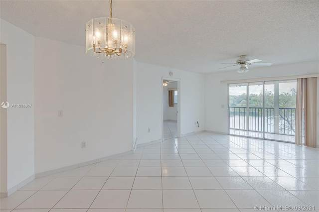 13700 SW 14th St 305D, Pembroke Pines, FL 33027 (MLS #A11098817) :: Berkshire Hathaway HomeServices EWM Realty