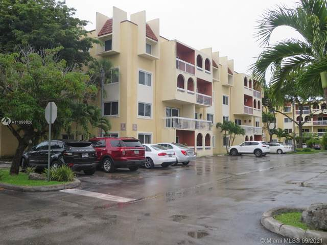 7700 Camino Real D-304, Miami, FL 33143 (MLS #A11098826) :: Onepath Realty - The Luis Andrew Group
