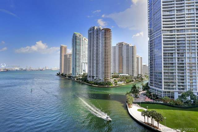 200 Biscayne Boulevard Way #909, Miami, FL 33131 (MLS #A11098836) :: Prestige Realty Group