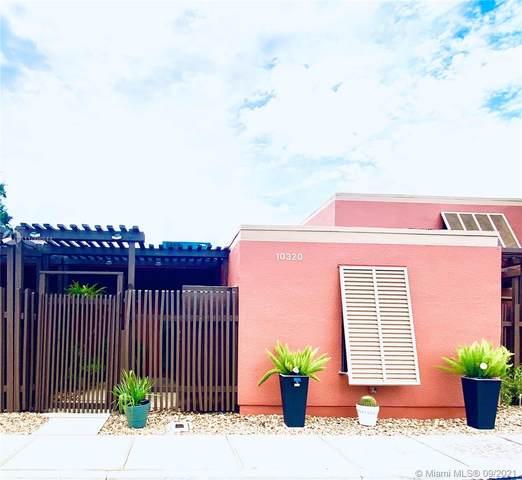 10320 Fairway Rd #10320, Pembroke Pines, FL 33026 (MLS #A11098844) :: Berkshire Hathaway HomeServices EWM Realty