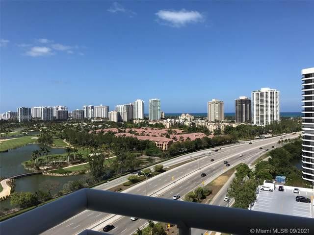 3300 NE 192nd St #1707, Aventura, FL 33180 (MLS #A11098862) :: Green Realty Properties