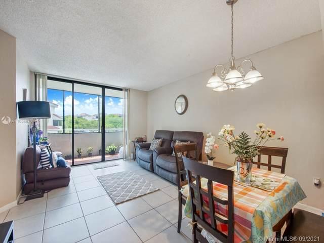 8205 SW 152nd Ave F-309, Miami, FL 33193 (MLS #A11098870) :: Castelli Real Estate Services