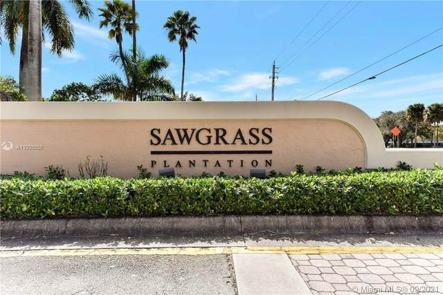 13460 NW 5 Ct, Plantation, FL 33325 (MLS #A11098950) :: The Pearl Realty Group
