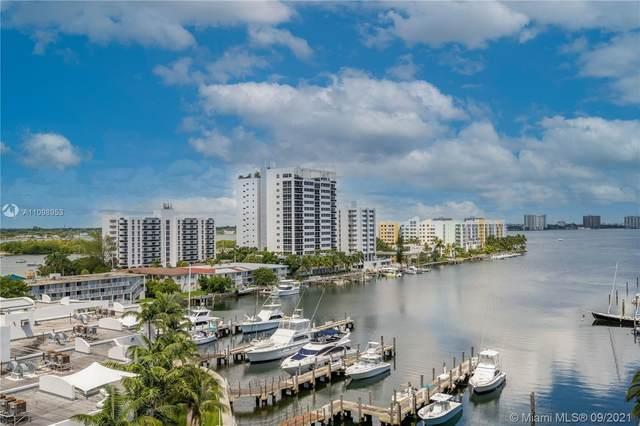 7910 Harbor Island Dr #807, North Bay Village, FL 33141 (MLS #A11098953) :: Green Realty Properties