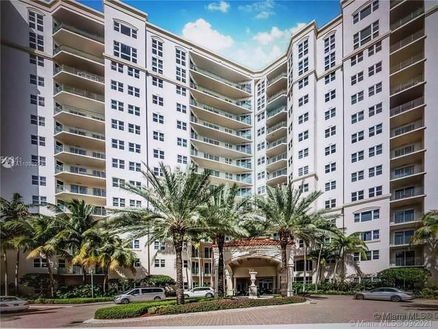 20000 E Country Club Dr #403, Aventura, FL 33180 (MLS #A11098979) :: Berkshire Hathaway HomeServices EWM Realty