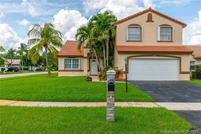 100 NW 189th Ave, Pembroke Pines, FL 33029 (MLS #A11099001) :: The Rose Harris Group