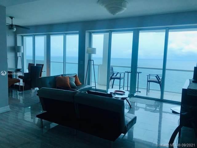 5445 S Collins Ave Ts1, Miami Beach, FL 33140 (MLS #A11099009) :: Castelli Real Estate Services