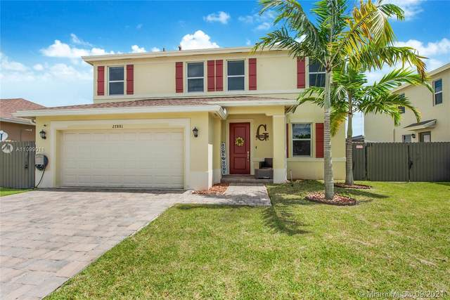 27881 SW 134th Ct, Homestead, FL 33032 (MLS #A11099011) :: Onepath Realty - The Luis Andrew Group