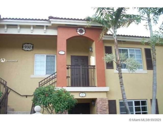 930 NE 33rd Ter #203, Homestead, FL 33033 (MLS #A11099025) :: Douglas Elliman