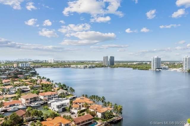 1000 E Island Blvd #2302, Aventura, FL 33160 (MLS #A11099077) :: GK Realty Group LLC