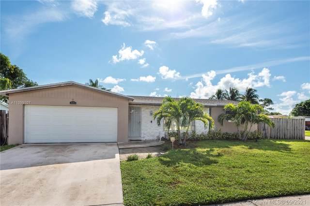 300 NW 65th Ter, Margate, FL 33063 (MLS #A11099107) :: The Pearl Realty Group