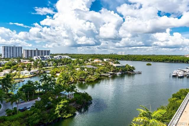 300 Sunny Isles Blvd 4-804, Sunny Isles Beach, FL 33160 (MLS #A11099114) :: The Pearl Realty Group