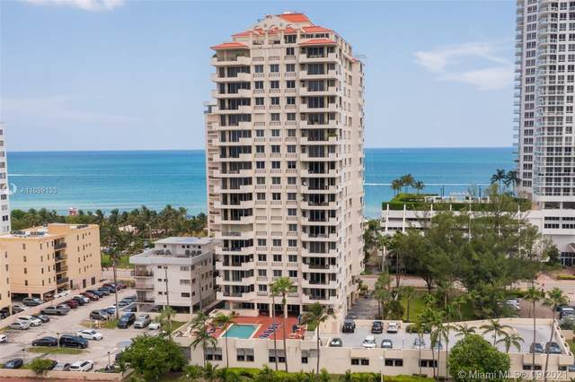 6422 Collins Ave #301, Miami Beach, FL 33141 (MLS #A11099133) :: The Rose Harris Group