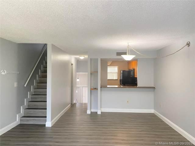 4006 Del Rio Way #4006, Sunrise, FL 33351 (MLS #A11099188) :: Search Broward Real Estate Team