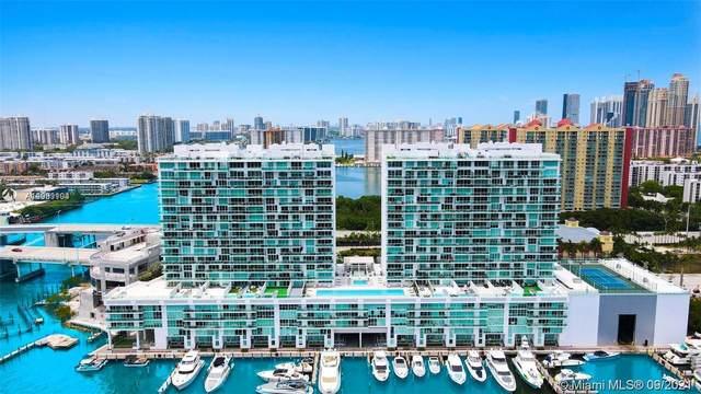 400 Sunny Isles Blvd #1021, Sunny Isles Beach, FL 33160 (MLS #A11099194) :: Douglas Elliman