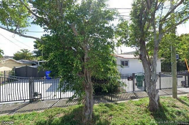 3190 NW Flagler Ter, Miami, FL 33125 (#A11099196) :: Posh Properties