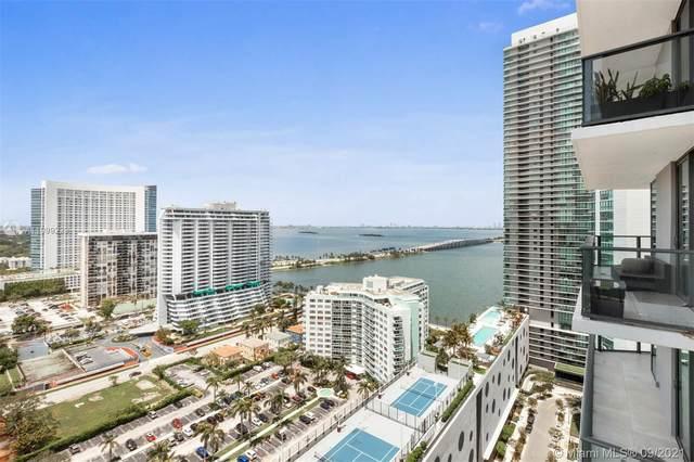 501 NE 31st St #2210, Miami, FL 33137 (MLS #A11099223) :: Berkshire Hathaway HomeServices EWM Realty