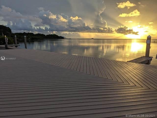 94220 Overseas Hwy 9F, Key Largo, FL 33070 (MLS #A11099257) :: Douglas Elliman