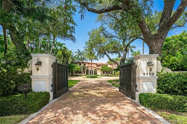 6300 N Bay Rd, Miami Beach, FL 33141 (MLS #A11099276) :: Jo-Ann Forster Team