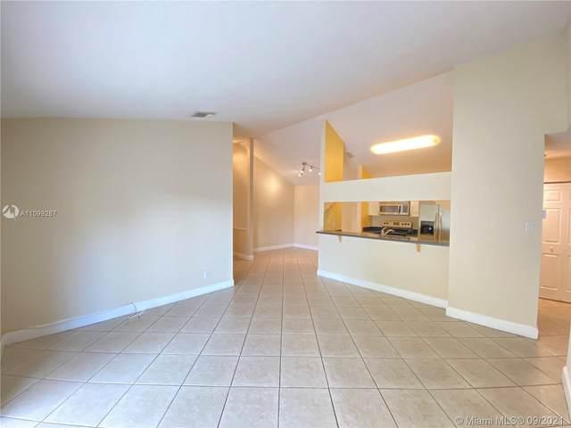 10510 SW 157th Ct #302, Miami, FL 33196 (MLS #A11099287) :: Castelli Real Estate Services