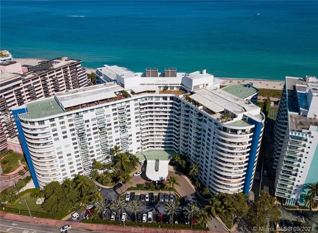 5151 S Collins Ave #928, Miami Beach, FL 33140 (MLS #A11099294) :: Douglas Elliman