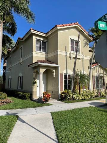 8261 NW 107th Ct 1-10, Doral, FL 33178 (MLS #A11099307) :: Castelli Real Estate Services