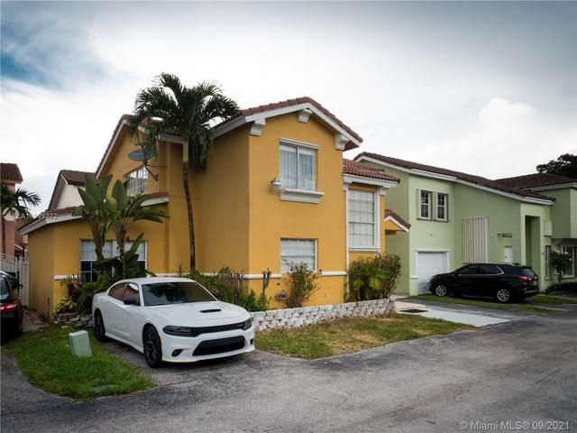 12677 NW 9th Ter, Miami, FL 33182 (MLS #A11099322) :: Berkshire Hathaway HomeServices EWM Realty