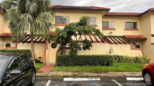 4617 NW 90th Ave #4617, Sunrise, FL 33351 (MLS #A11099327) :: All Florida Home Team