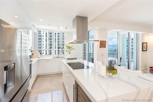 801 Brickell Key Blvd #3210, Miami, FL 33131 (MLS #A11099330) :: Prestige Realty Group