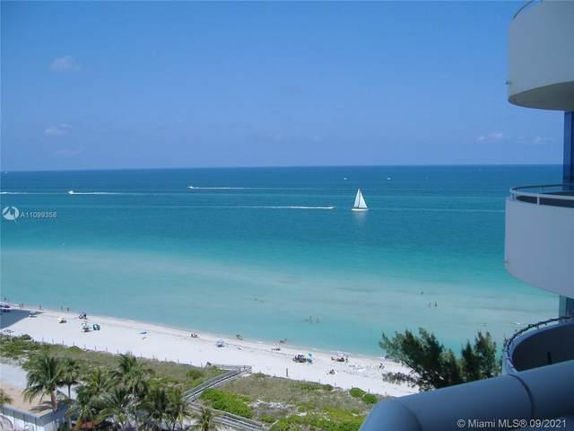 6301 Collins Ave #1608, Miami Beach, FL 33141 (MLS #A11099356) :: Douglas Elliman