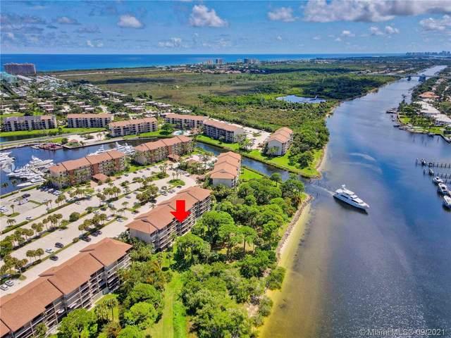 2101 W Marina Isle Way #304, Jupiter, FL 33477 (MLS #A11099390) :: The Pearl Realty Group