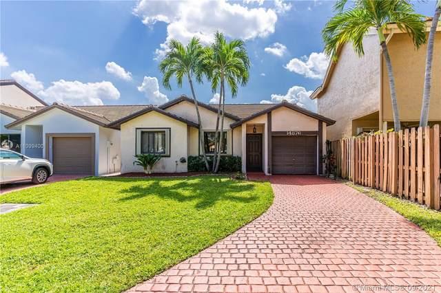 14876 SW 96th Ter, Miami, FL 33196 (MLS #A11099400) :: Douglas Elliman