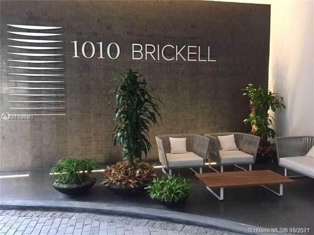 1010 Brickell Ave #1603, Miami, FL 33131 (MLS #A11099402) :: Prestige Realty Group