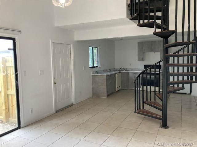 7869 Tam Oshanter Blvd #7869, North Lauderdale, FL 33068 (MLS #A11099407) :: Douglas Elliman