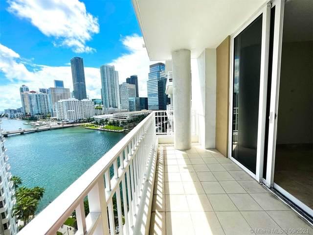 801 Brickell Key Blvd #1405, Miami, FL 33131 (MLS #A11099411) :: Prestige Realty Group