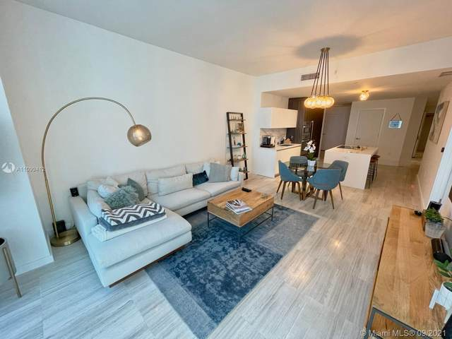 851 NE 1st Ave #2605, Miami, FL 33132 (MLS #A11099412) :: Douglas Elliman