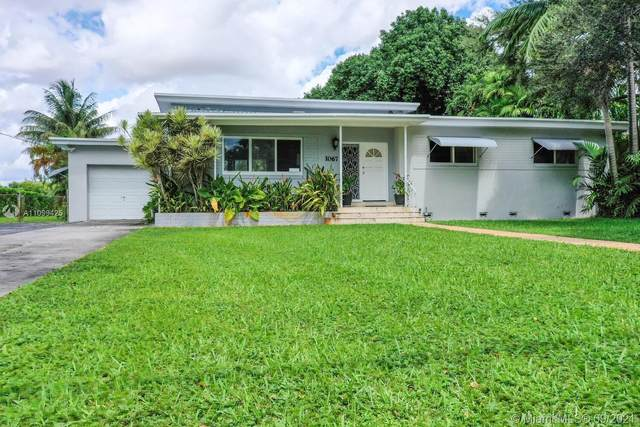 1067 Hunting Lodge Dr, Miami Springs, FL 33166 (MLS #A11099425) :: Re/Max PowerPro Realty