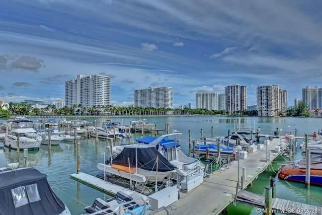 18061 Biscayne Blvd #1602, Aventura, FL 33160 (MLS #A11099430) :: Green Realty Properties