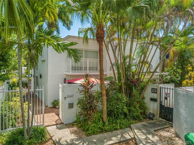 2660 Bird Ave #7, Miami, FL 33133 (MLS #A11099432) :: Equity Realty