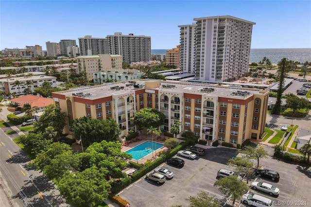400 N Riverside Dr #204, Pompano Beach, FL 33062 (MLS #A11099472) :: The Rose Harris Group