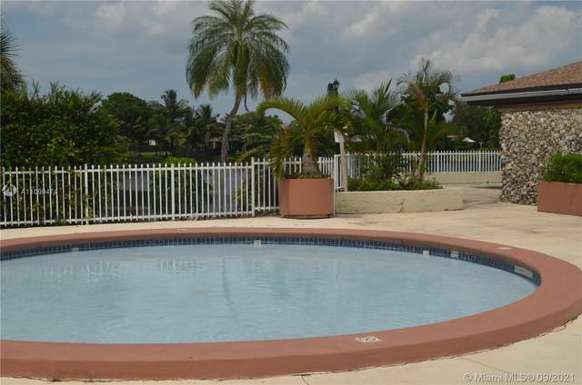 6966 SW 110th Pl #6966, Miami, FL 33173 (MLS #A11099474) :: Prestige Realty Group
