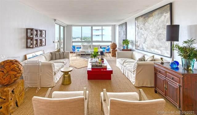 9111 E Bay Harbor Dr Phc, Bay Harbor Islands, FL 33154 (MLS #A11099477) :: Green Realty Properties
