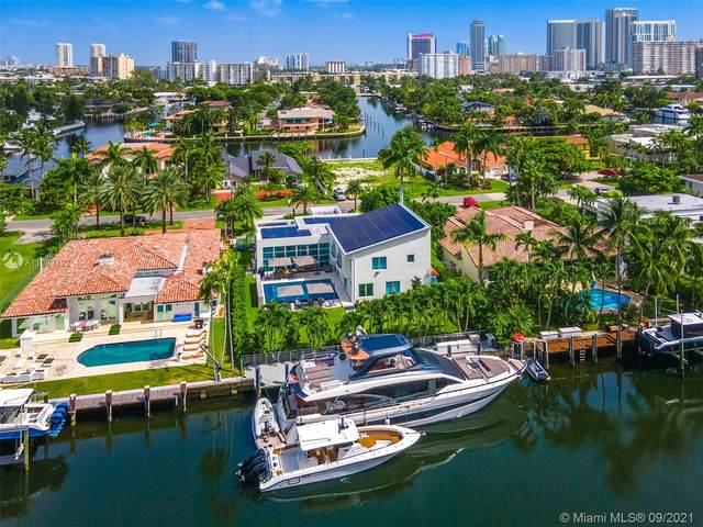307 Holiday Dr, Hallandale Beach, FL 33009 (#A11099492) :: Posh Properties