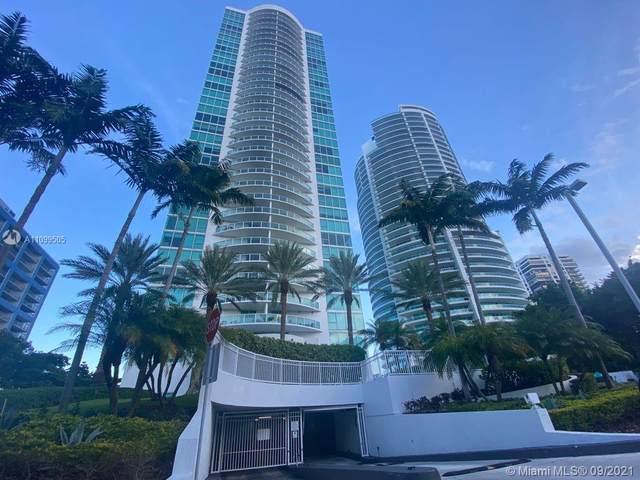 2101 Brickell Ave #610, Miami, FL 33129 (MLS #A11099505) :: Prestige Realty Group